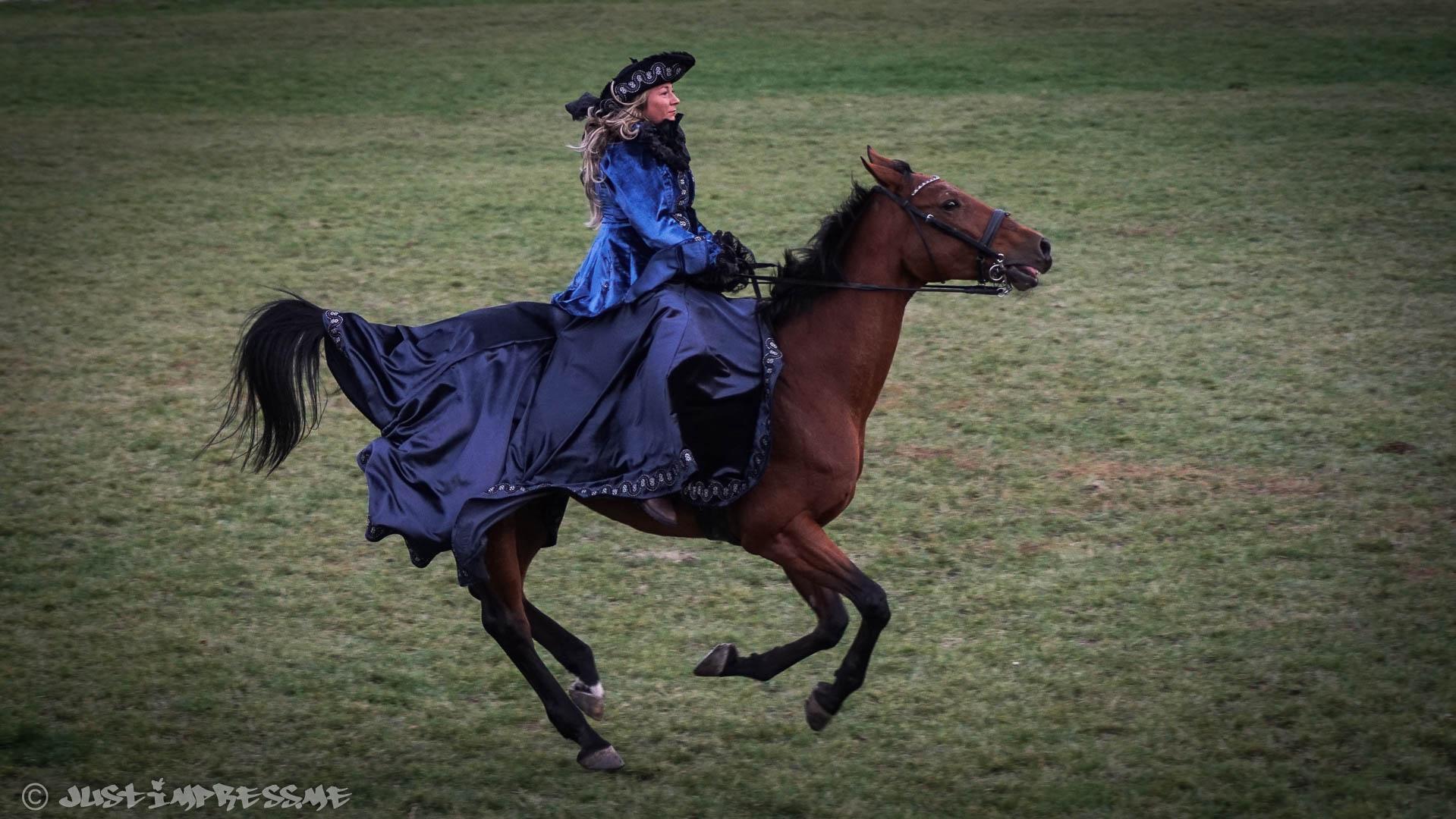 Stado Ogierów w Bogusławicach. Historia kobiet na koniach