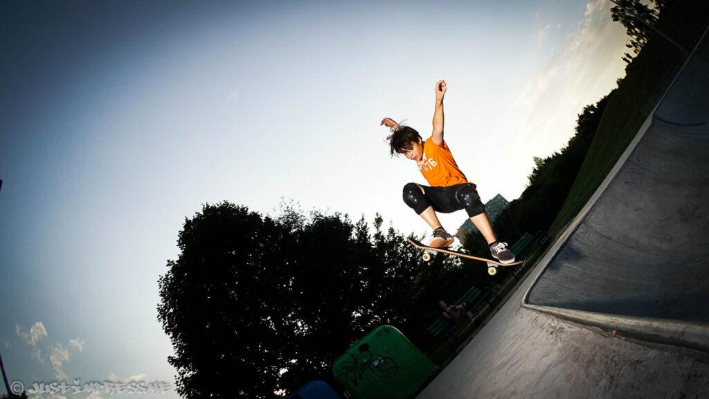 Skatepark I 2016