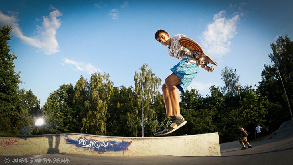 Skatepark II 2016