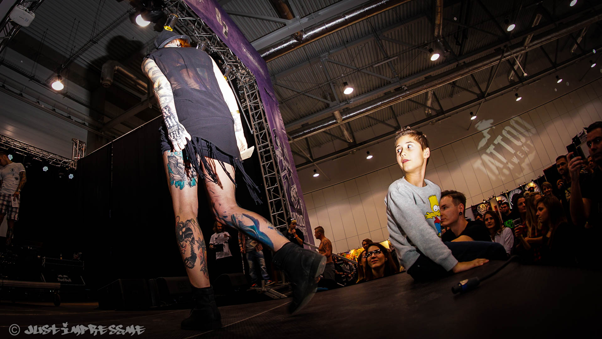 Tattoo Convent Lodz 2016 – The show off time
