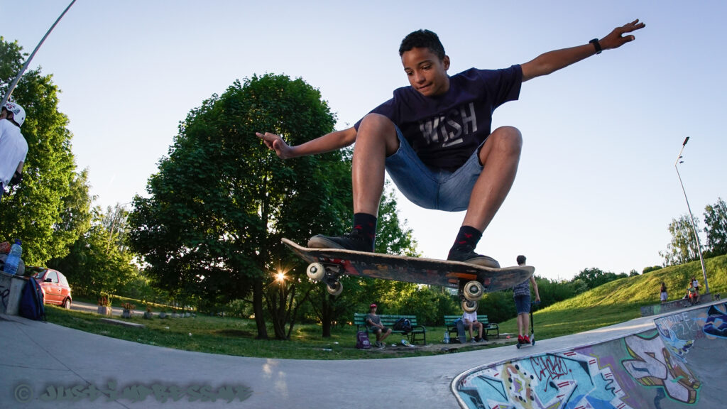 Skatepark III 2018